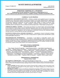 Resumes Sample by Arranging A Great Attorney Resume Sample