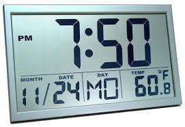 lighted digital wall clock digital illuminated wall clocks digital illuminated wall clocks