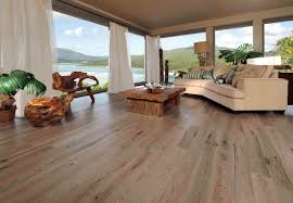 White Rustic Laminate Flooring Flooring Awesome Living Room Design With Elegant Sectional Sofa