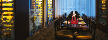 Private Dining Rooms Chicago Rooftop Chicago Bar Amp Lounge Io Urban Godfrey Hotel Luxury