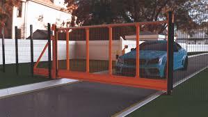 cantilever sliding gates automatic manual