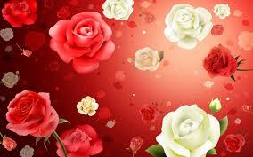Wallpaper With Flowers Roses Flowers Backgrounds Windows 7 Desktop Wallpaper High