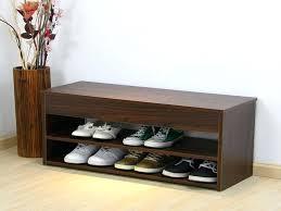 Ikea Entryway Storage Shoe Storage Bench With Seat Australia Diy Adjustable Shoe Storage