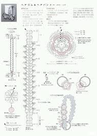 si鑒es baquets crochet necklaces 3 patterns diagrams crochet necklace