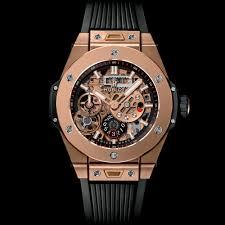 hublot gold bracelet images Hublot big bang meca 10 king gold watches from mjj uk jpg