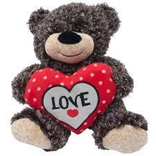 valentines day stuffed animals teddy plush stuffed animal soft valentines day gift