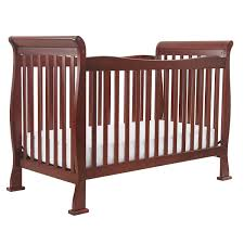 Cherry Convertible Crib Davinci 4 In 1 Convertible Crib In Cherry M2801c Free Shipping