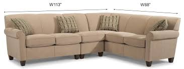 flexsteel sectional sofa furniture sectional flexsteel frontroom furnishings