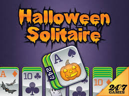 spirit halloween ri halloween solitaire android apps on google play