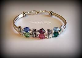 birthstone gift personalized birthstone bracelet custom jewelry gifts for