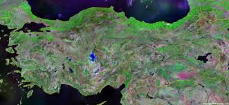 Where Is Holland On The Map Turkey Map And Satellite Image