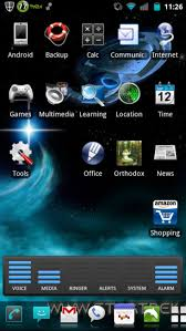 free launchers for android zeam launcher gizmo s freeware