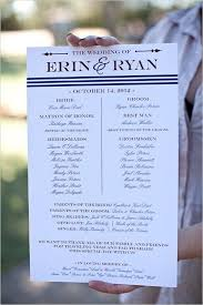 Simple Wedding Program Examples The 25 Best Thoughtful Wedding Presents Ideas On Pinterest