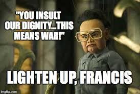 This Means War Meme - image tagged in team america imgflip