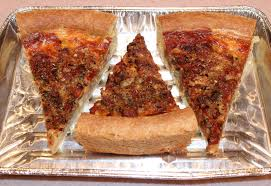 my second city chicago style deep dish pizza kitchen encounters