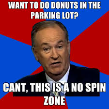 Meme Zone - want to do donuts in the parking lot cant this is a no spin zone