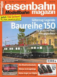 K Hen Preisg Stig Kaufen Calaméo Eisenbahn Modellbahn Magazin 01 2016