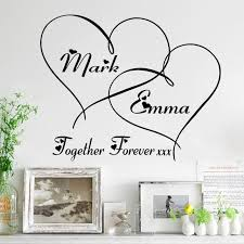 wedding proverbs the new proverbs text pattern wall sticker marriage