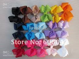 hair ribbons kids hair bows childrens accessories toddler bows baby hair bows