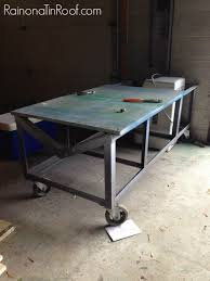 industrial tables for sale industrial diy coffee table from a yard sale cart