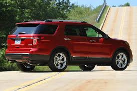 Ford Explorer Xlt 2015 - 2013 ford explorer information and photos zombiedrive