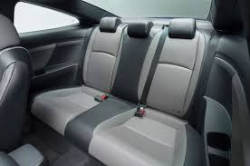 1997 Civic Interior 7 Things You Didn U0027t Know About The 2016 Honda Civic Coupe