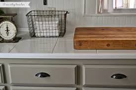 Rustoleum For Kitchen Cabinets Our Vintage Home Love Kitchen Updates