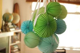 How To Make A Mini Chandelier Diy Paper Lantern Youtube