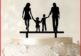 family wedding cake toppers wedding cake toppers family 239910 custom family wedding