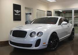 bentley continental 2010 used 2010 bentley continental supersports stock p3260 ultra