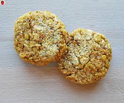 delicious carrot cake cookies dairy free and gluten free