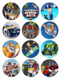 bumblebee transformer cake topper free printable transformers playskool heroes transformers rescue bots printables boys