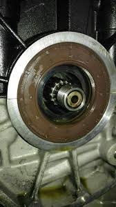 rear main seal replacement bmw k75 k100 k1 k1100