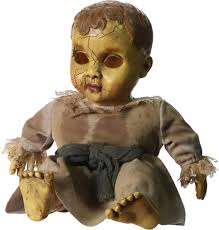 amazon com haunted doll with sound toys u0026 games