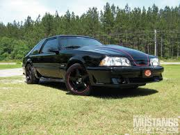 Black Mustang 5 0 1984 Ford Mustang Gt 5 0 Car Autos Gallery