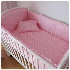 Toddler Bedding For Crib Mattress Promotion 6pcs Baby Crib Bedding Comforter Crib Sheet Bumper