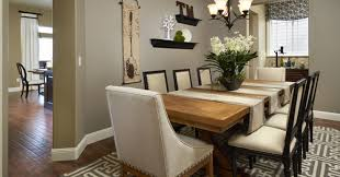 dining entertain cozy dining room and kitchen in elegant nuance