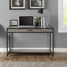 Movable Computer Desk Computer Desks With Wheels Foter