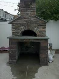 Build Brick Oven Backyard by 11 Best Brick Oven For Pizza Images On Pinterest Brick Ovens