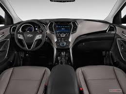 Hyundai Santa Fe 2004 Interior 2016 Hyundai Santa Fe Prices Reviews And Pictures U S News