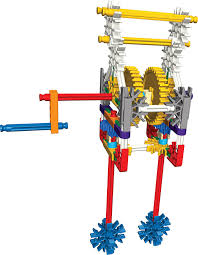 amazon com k u0027nex education intro to simple machines gears set