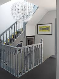 Stairs Without Banister Banister Houzz