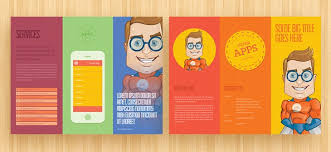 brochure templates for school project 40 best free psd print templates free psd files