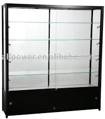 glass cabinet glass display cabinet swc1680 buy display cabinet cabinet