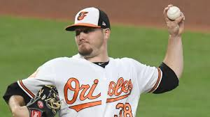 orioles back wade miley in win over red sox mlb com