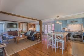 this gorgeous new england saltbox house is ivy league worthy
