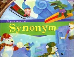 teaching synonyms sailing into second