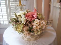 Silk Flower Arrangements For Office - shabby chic dried flower arrangements ideas beautiful shabby