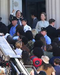 tom hanks and meryl streep film first ever scene together daily