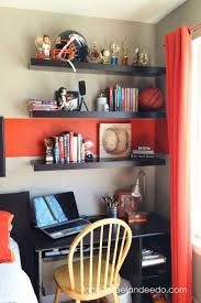 Best Bedroom Designs For Teenagers Boys Best 20 Shelves Above Desk Ideas On Pinterest U2014no Signup Required